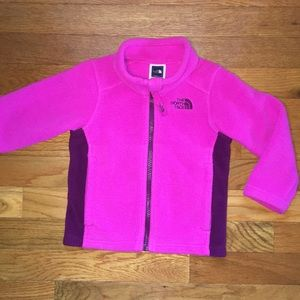 Toddler North Face Fleece Jacket